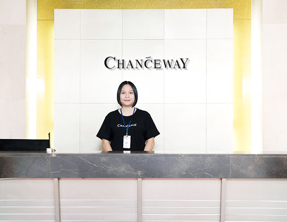 Our makeup case factories | Chanceway