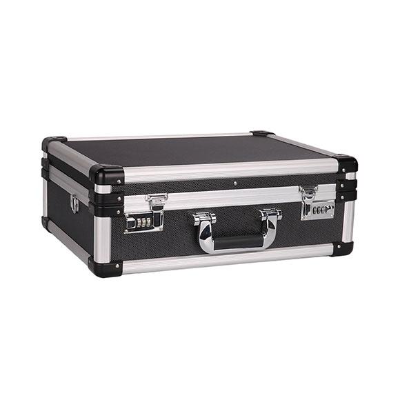 Aluminum storage case locking storage case 3